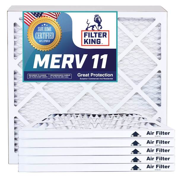 4 Pack of 18x30x4 Air Filter