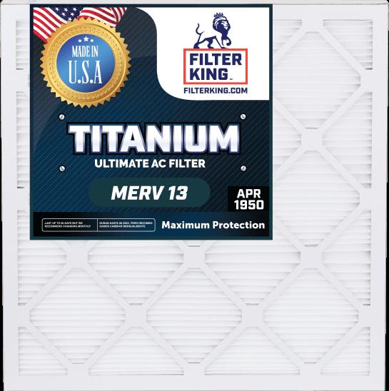 merv 13 titanium