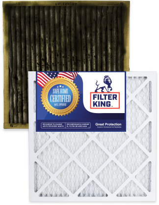 Dirty-Clean Filter